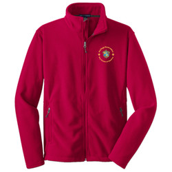 F217 - L114E024/L114E019 - EMB - Fleece Jacket