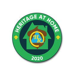 L114-P1.0-2020 - Heritage At Home 3 Inch Patch