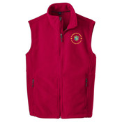 F219 - L114E024/L114E019 - EMB - Fleece Vest